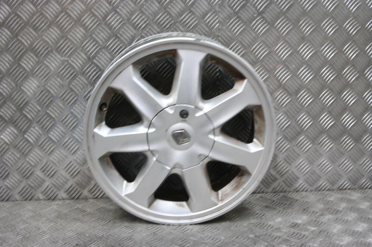 Jante Alu Renault Megane 2 : jante alu renault megane scenic axo 6x15 et43 alloy wheel ebay ~ Voncanada.com Idées de Décoration