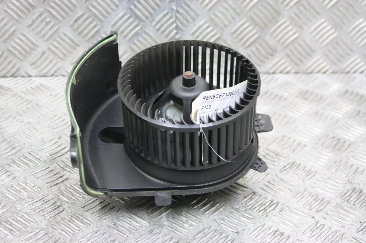 moteur ventilateur chauffage climatisation renault scenic 2 de 2003 2009 ebay. Black Bedroom Furniture Sets. Home Design Ideas
