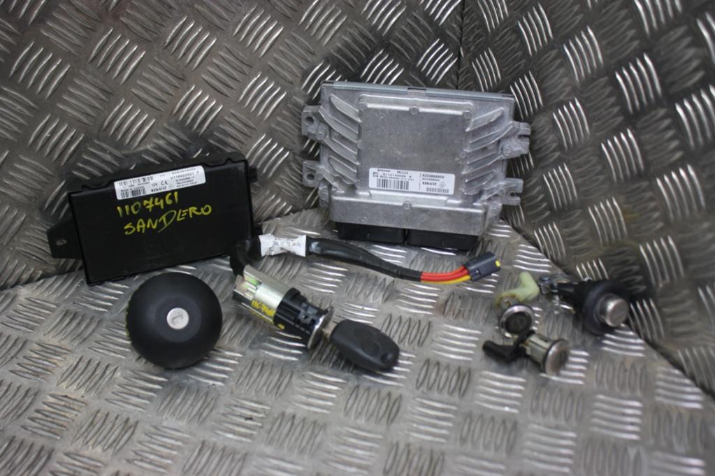 kit demarrage serrure dacia sandero clio ref 8200856659 8201013757 ebay. Black Bedroom Furniture Sets. Home Design Ideas