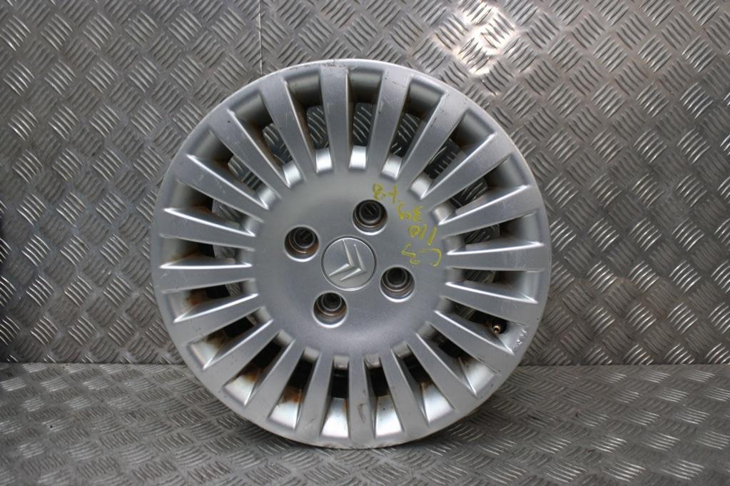 jante alu lynx citroen c2 c3 6x15 et27 alloy wheel ebay. Black Bedroom Furniture Sets. Home Design Ideas