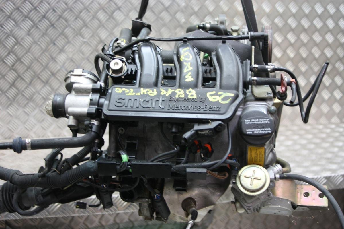 moteur smart fortwo moteur smart fortwo coupe essence r fection moteur sp cialiste smart. Black Bedroom Furniture Sets. Home Design Ideas